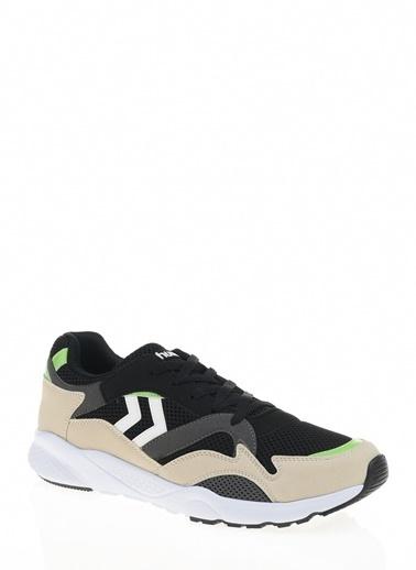 Hummel Unisex Agoptos Sneakers 208697-2001 Siyah